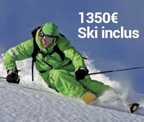 Club Paradise Ski Décembre - 1