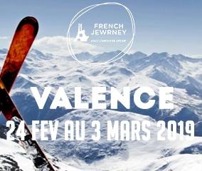 French Jewrney - Valence - 6-13 ans - Du 24 Fev au 3 Mars 2019 - 1