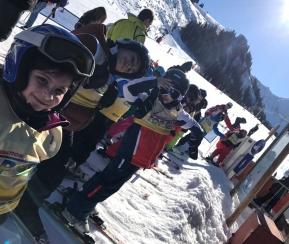 Top Gan - Les Portes du Soleil - 6 à 11 ans-Du 18 au 25 Février - 1