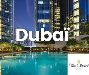 Dubaï Février 2021 The Oberoi - 1