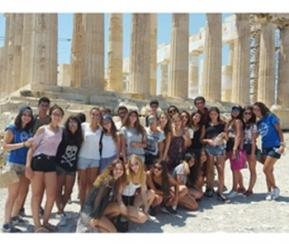 Club Kineret Grèce en Bateau 14 - 18 ans - 2