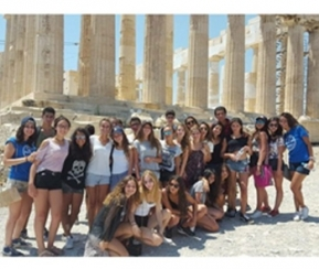 Club Kineret Grèce 14 - 18 ans - 2