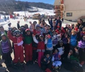 Club Kineret -Ski-Février-Ancelle- 6-12 ans - 2