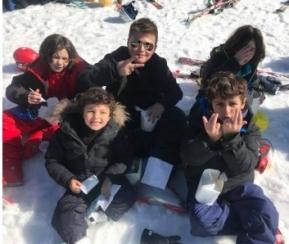 Club Kineret -Ski-Février-Ancelle- 6-12 ans - 1