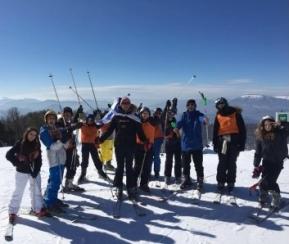 Club Kineret -Ski-Février-Ancelle-13-17 ans - 1