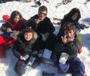 Club Kineret -Ski- Décembre-Ancelle- 6-12 ans - 1
