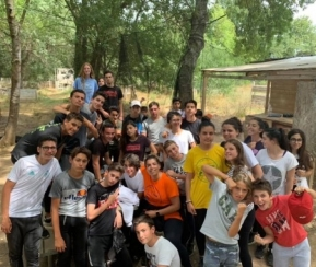 Club Kineret - Sallanches- 13-16 ans - 2