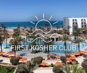 Voyages Cacher First Kosher Club Pessah - 1