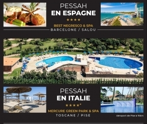 Pessah 2020 de Luxe Toscane -Pise - Italie-Olam Holidays - 1