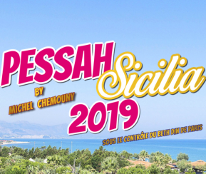 Pessah Sicilia by Michel Chemouny - 2