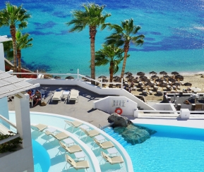 Pessah 2019 de luxe Mykonos White &Blue - 2
