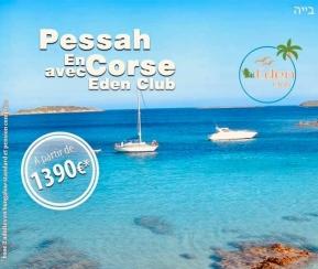 Pessah Corse Eden Club - 1