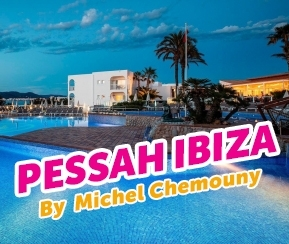 Pessah Ibiza by Michel Chemouny - 1