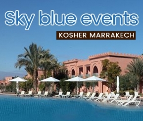 Blue sky events kosher - 1