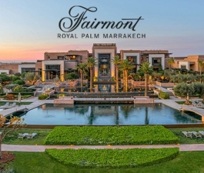 Fairmont Marrakech Pessah 2021 avec Cookies by KTL - 1