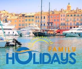 Pessah 2021 Golfe de Saint-Tropez avec Family Holidays - 1