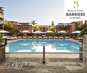 Hotel & Ryads Naoura Barrière Marrakech avec TO Club - 1