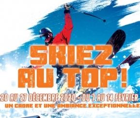 Skiez en Décembre avec Loisirel - 1
