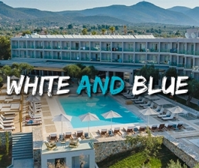 White & Blue Chavouot 2021 en Grèce - 2