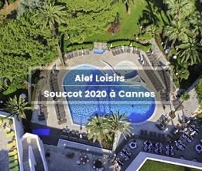 Souccot 2020 à Cannes - 1