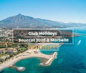 Souccot 2020 à Puerto Banus Marbella - 1