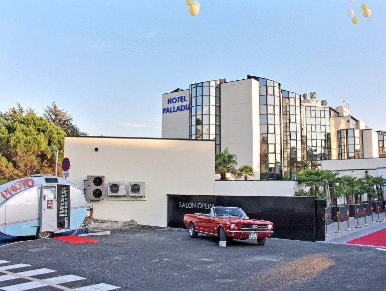 Hotel palladia location salle toulouse 31300 31300 for Location garage toulouse 31300